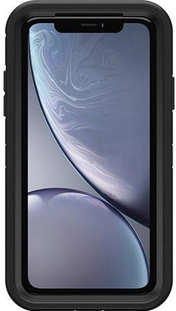 Otterbox Defender Apple iPhone Xr Back Cover Black Main Image