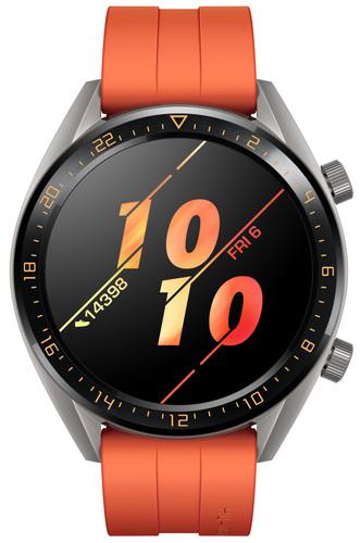 Huawei Watch GT Active Orange Main Image