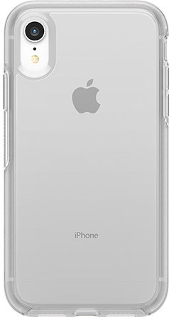 Otterbox Symmetry Clear Apple iPhone Xr Back Cover Transparant Main Image