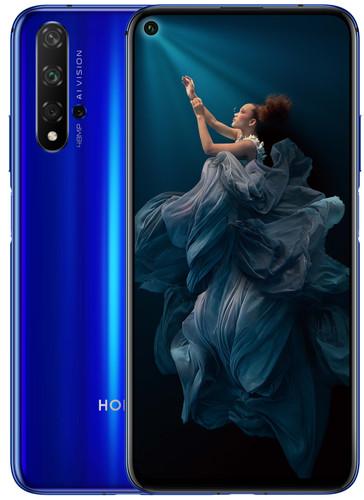 Honor 20 Blauw Main Image