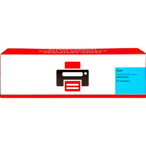 Own brand 205A Toner Cyan XL for HP printers (CF531A) Main Image