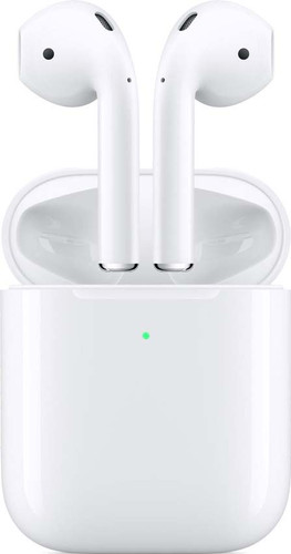 Apple AirPods 2 met draadloze oplaadcase Main Image