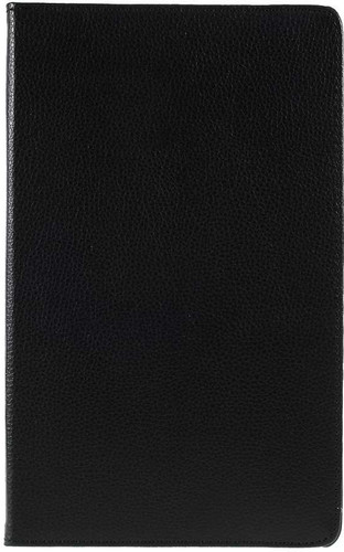 Just in Case Rotating 360 Samsung Galaxy Tab A 10.1 (2019) Book Case Black Main Image