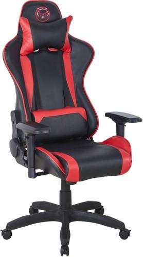 Qware Gaming Chair Taurus - Red Main Image