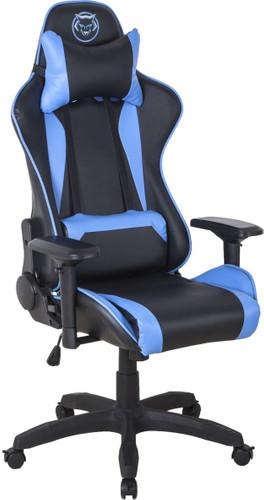 Qware Gaming Chair Taurus - Blue Main Image