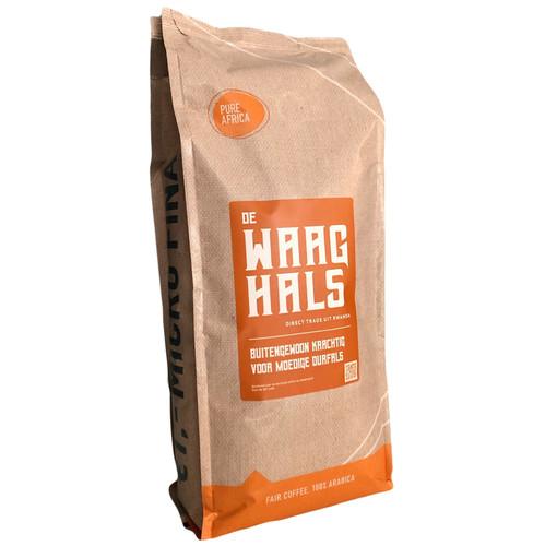 Pure Africa De Waaghals koffiebonen 1 kg Main Image