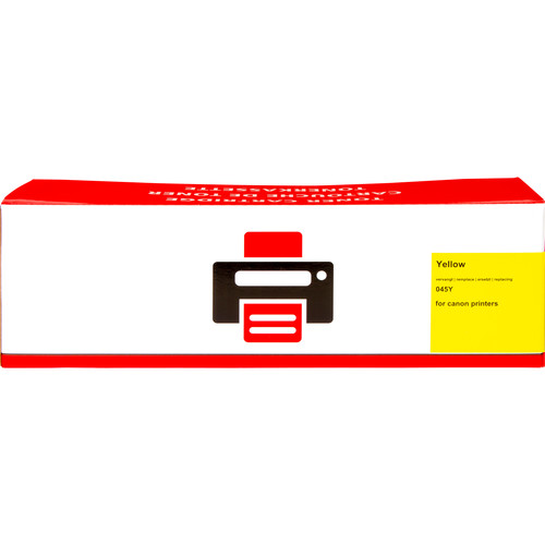 Own brand 045 Toner Yellow XL for Canon printers Main Image