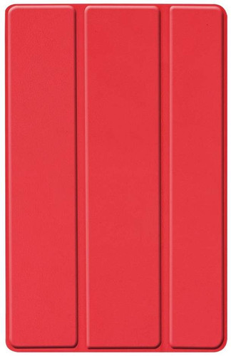 Just in Case Smart Tri-Fold Samsung Galaxy Tab A 10.1 (2019) Book Case Red Main Image