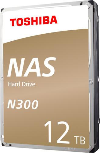 Toshiba N300 NAS Hard Drive 12 TB Main Image