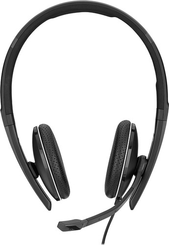 Sennheiser SC 165 Stereo Wired USB-A Office Headset Main Image