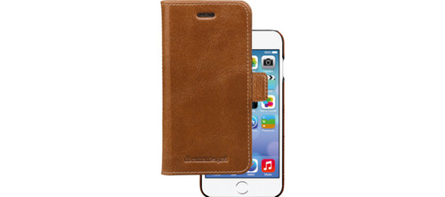 DBramante1928 Lynge Apple iPhone 6 / 6s7 / 8 Book Case Brown Main Image