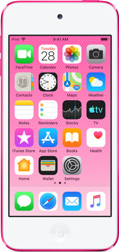 Apple iPod Touch (2019) 128 GB Roze Main Image