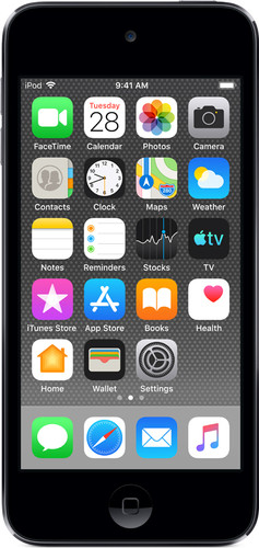 Apple iPod Touch (2019) 256 GB Space Gray Main Image