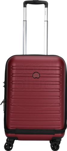 Delsey Segur 2.0 Business Front Pocket Spinner 55cm Red Main Image