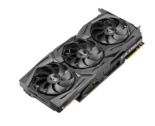 Asus ROG Strix GeForce RTX 2080 Ti OC 11G Main Image