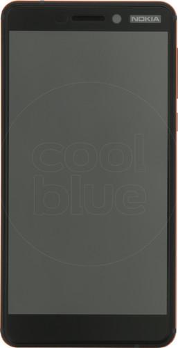PanzerGlass Screen Protector Nokia 6 (2018) Black Main Image