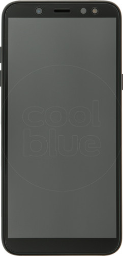 PanzerGlass Screenprotector Samsung Galaxy A6 (2018) Black Main Image