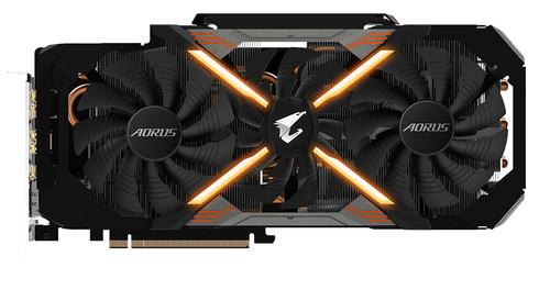 Gigabyte Aorus GeForce RTX 2060 XTREME 6G Main Image