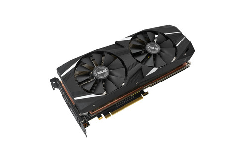 Asus Dual GeForce RTX 2080 Ti Advanced 11G Main Image
