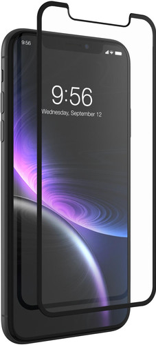 InvisibleShield Curved Glass iPhone Xr Screen Protector Glass Main Image