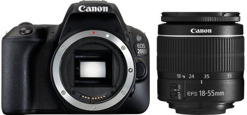 Canon EOS 200D +  18-55mm Main Image