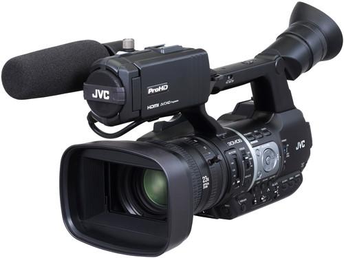 JVC GY-HM620E Main Image