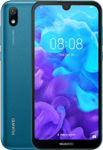 Huawei Y5 (2019) Blauw Main Image