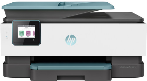 HP OfficeJet Pro 8025 Blue Main Image