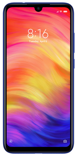 Xiaomi Redmi Note 7 64GB Blauw Main Image
