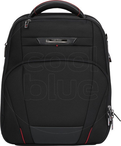 "Samsonite Pro-DLX5 Laptop Backpack 14,1"" Black Main Image"