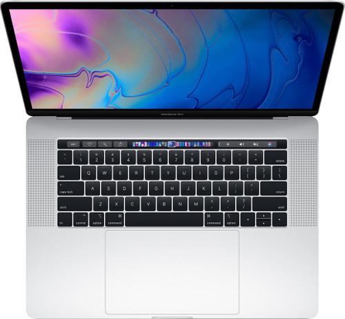 "Apple MacBook Pro 15"" Touch Bar (2019) MV932N/A Zilver Main Image"