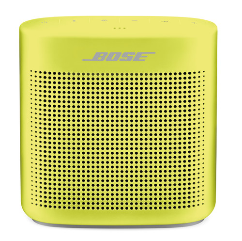 Bose SoundLink Color Bluetooth Speaker II Yellow Citron Main Image
