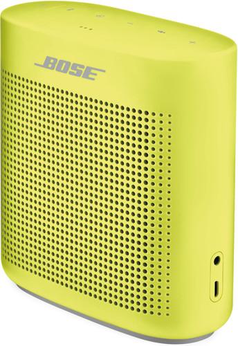 Bose SoundLink Color II Yellow Main Image