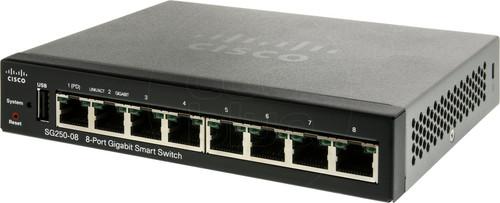 Cisco SG250-08 Main Image