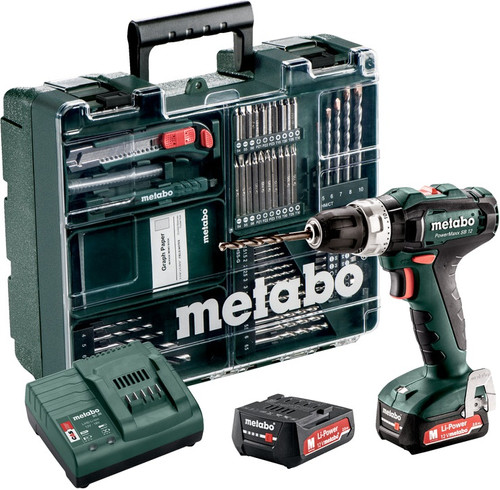 Metabo PowerMaxx SB 12 Mobile Workshop Main Image