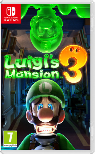 Luigi's Mansion 3 Main Image