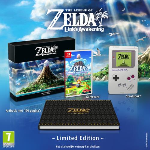 The Legend of Zelda: Link's Awakening Bundle Main Image