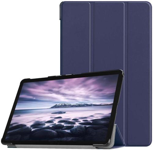 Just in Case Samsung Galaxy Tab A 10.5 Smart Tri-Fold Case Blue Main Image