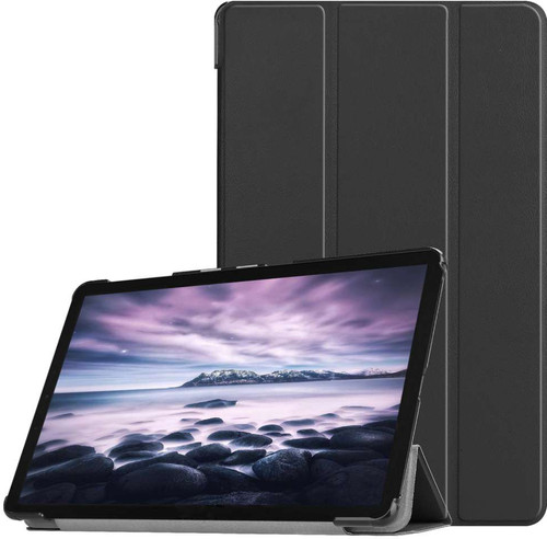 Just in Case Samsung Galaxy Tab A 10.5 Smart Tri-Fold Case Black Main Image