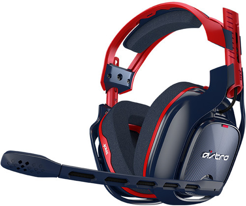 Astro A40 TR 10TH ANNIVERSARY EDS Rood/blauw Main Image