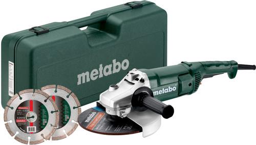Metabo WE 2200-230 Set Main Image