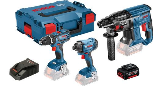 Bosch Accu 0615990K4L Combiset Main Image