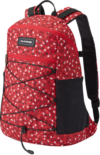 Dakine WNDR Pack 18L Crimson Rose Main Image