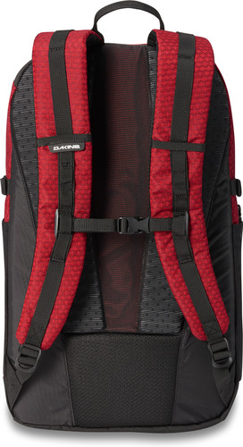 Dakine WNDR Pack 25L Crimson Red Main Image