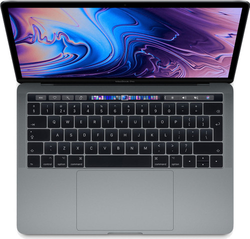 "Apple MacBook Pro 13"" Touch Bar (2019) 16/512GB 2,4GHz Space Gray Main Image"