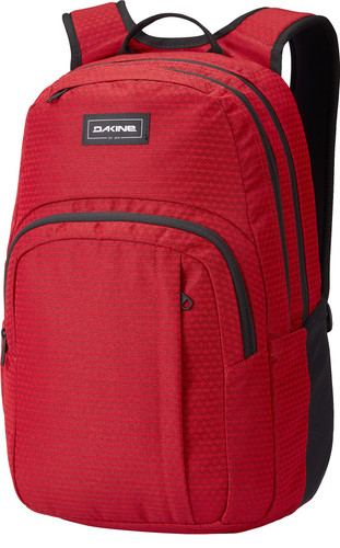 Dakine Campus 25L Crimson Red Main Image
