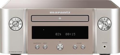 Marantz Melody Zilvergoud Main Image