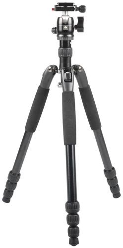 Sirui UltraLight T-004SK + B-00K Zwart Main Image