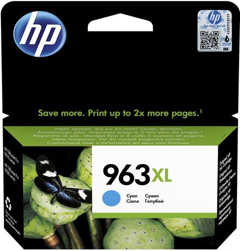HP 963XL Cyan (3JA27AE) Main Image
