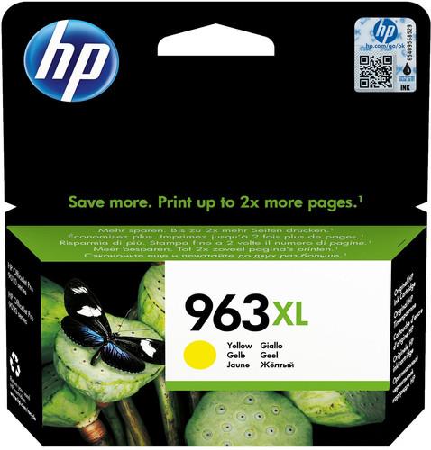 HP 963XL Yellow (3JA29AE) Main Image